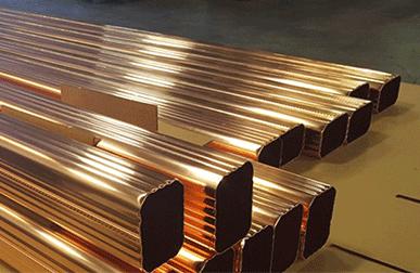 copper-downspouts